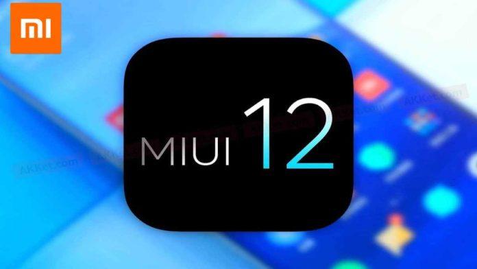 Xiaomi MIUI 12 Update