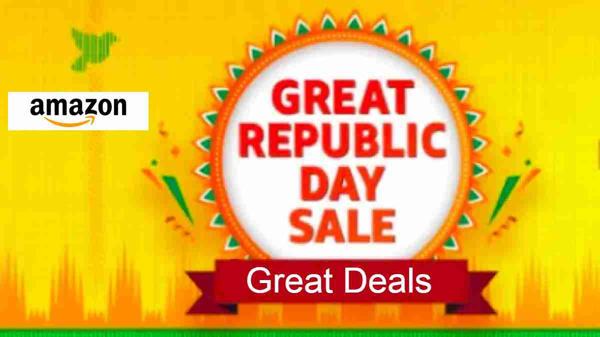 Amazon Great Republic Day Sale