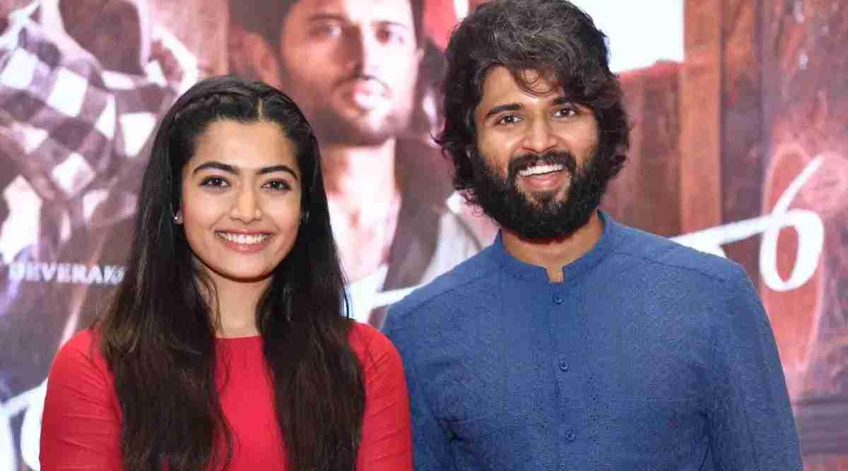 Rashmika Mandanna and Vijay Devarakonda Movies