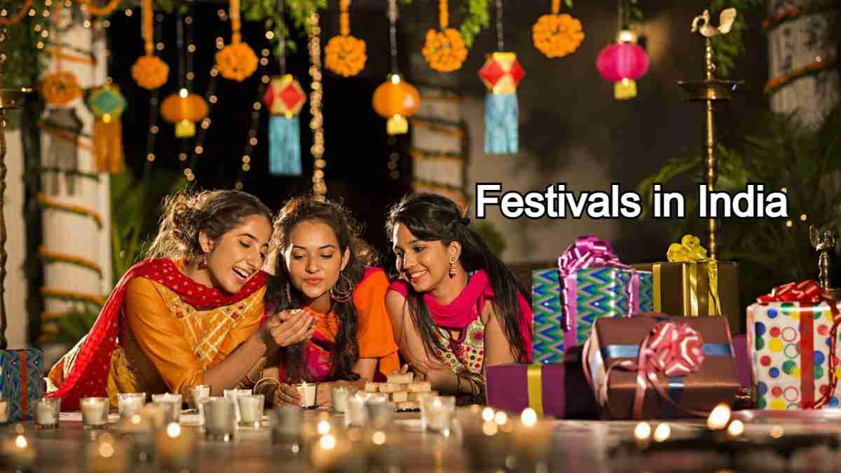 Upcoming Festivals in India