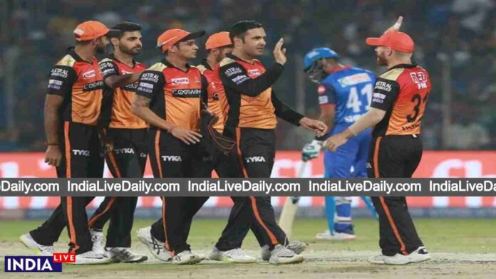 SRH Sunrisers Hyderabad