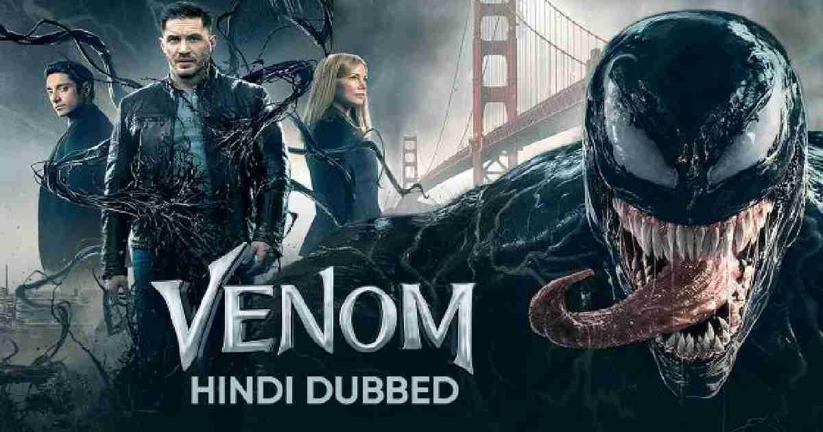 Venom Full Movie Download in Hindi