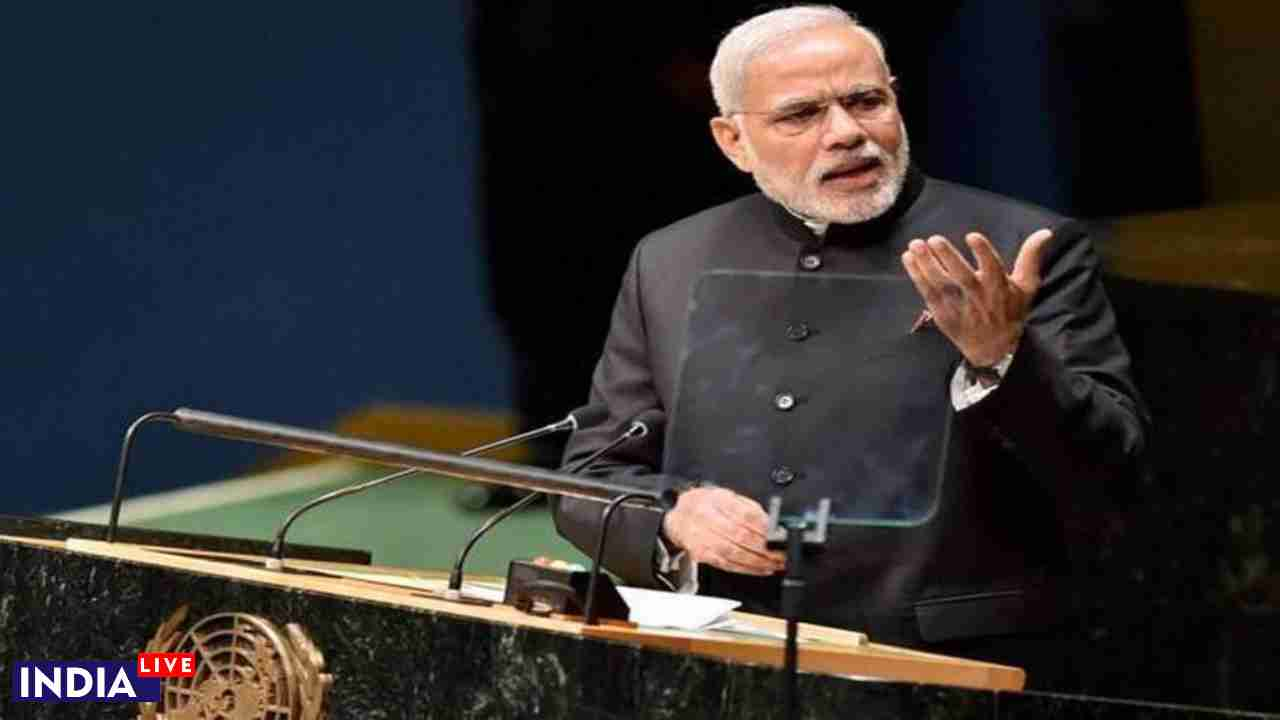 pm modi speech in united nations