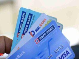 Debit cards Credit Cards