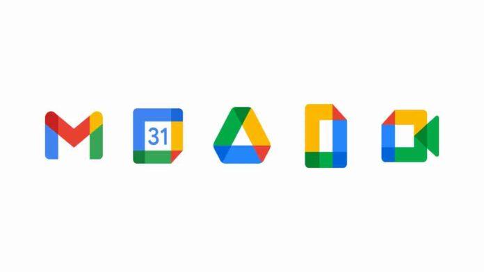 Google Workspace Rebrand
