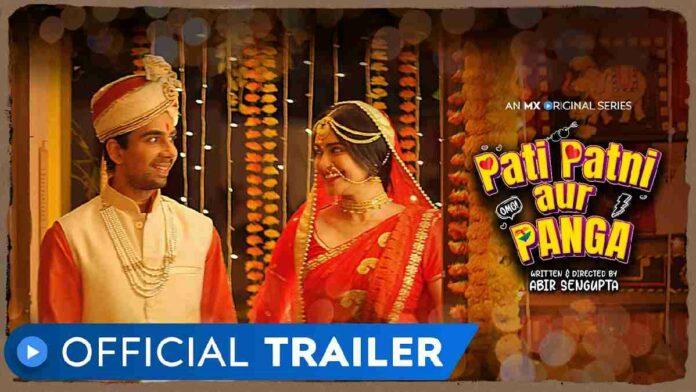 Pati Patni Aur Panga Web Series Free Download