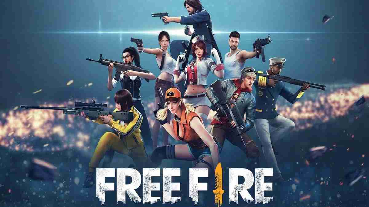 Who is the God of Free Fire Game
