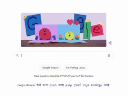 Mother's Day 2021 Google Doodle