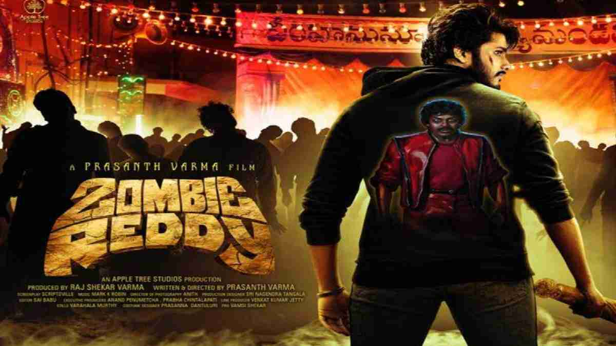 Zombie Reddy Full Movie Download