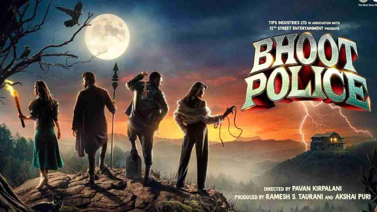Bhoot Police Full Movie Download