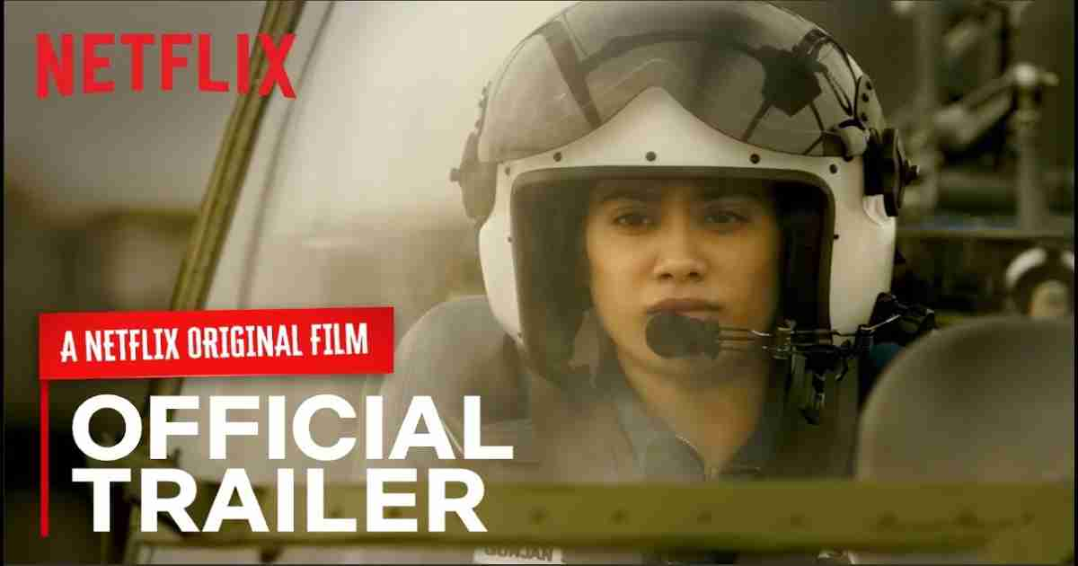 Gunjan Saxena: The Kargil Girl Full Movie Download