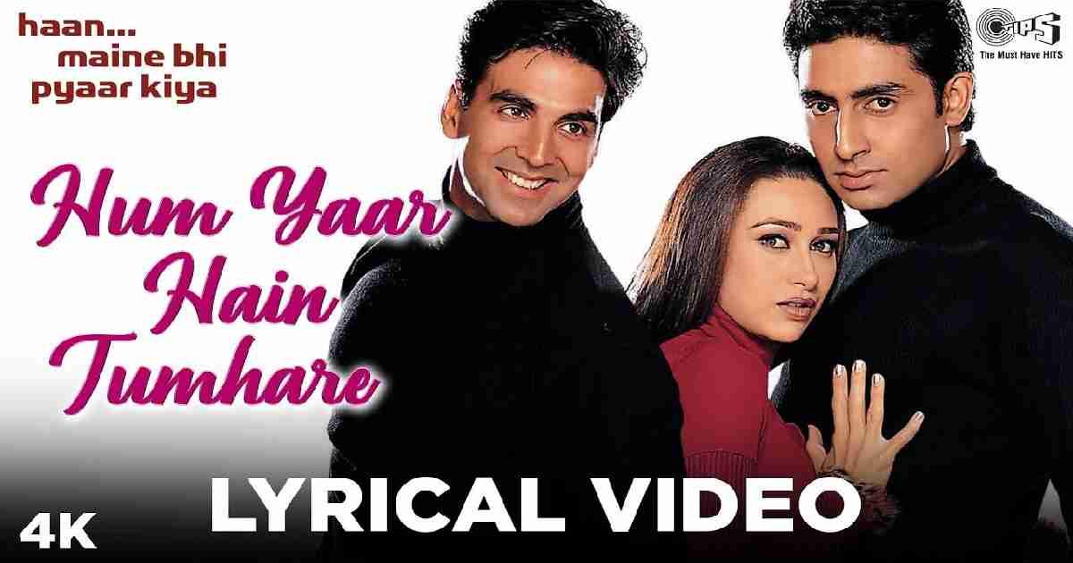 Hum Pyar Hain Tumhare - Haan Maine Bhi Pyaar Kiya Mp3 Song Download