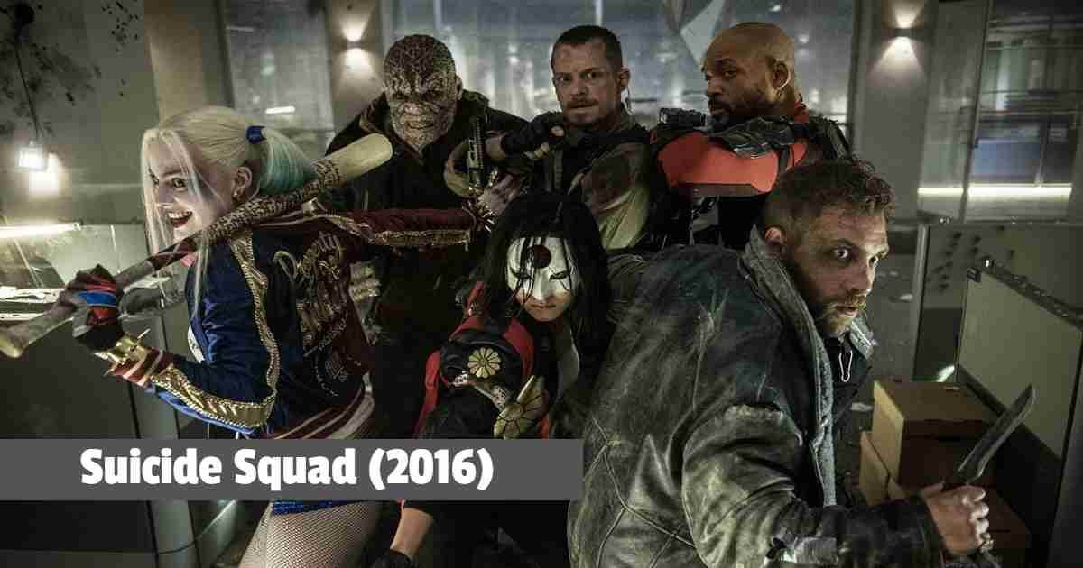 Suicide Squad 2016 Full Movie Download in Hindi
