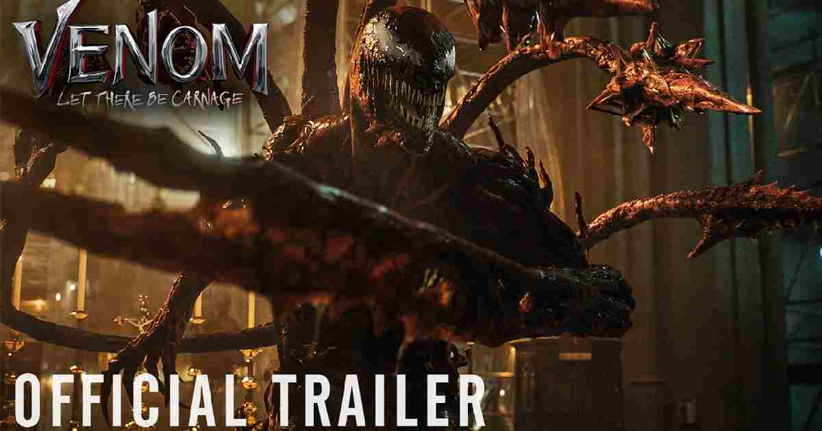 Venom 2 Venom: Let There Be Carnage Full Movie Download in Hindi Dubbed